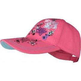 Lewro BROOK - Dívčí čepice s kšiltem