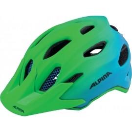 Alpina Sports CARAPAX JR FLASH - Dětská cyklistická helma