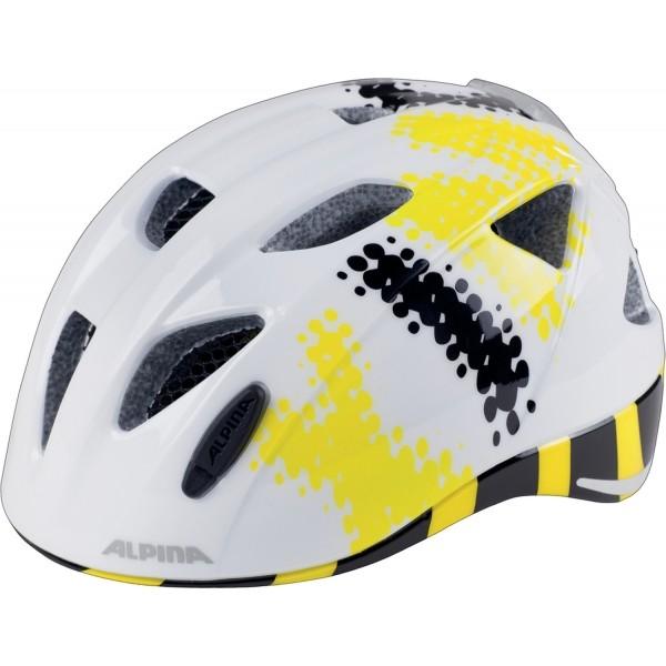 023caa745d Alpina Sports XIMO FLASH B - Dětská cyklistická helma