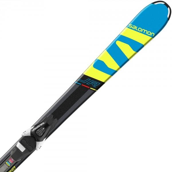 Salomon E X-RACE JR M + E L7 - Juniorské sjezdové lyže