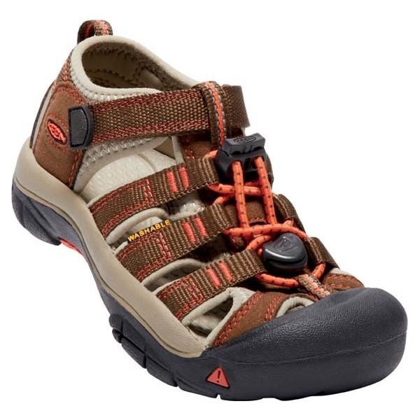 Keen NEWPORT H2 K - Dětská letní obuv f2b6ed369b