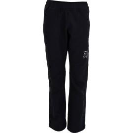 Lewro CARO - Dětské softshellové kalhoty