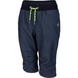 Lewro KORY - Dětské 3/4 kalhoty džínového vzhledu