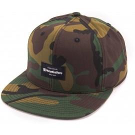 Horsefeathers REEFER CAP - Pánská kšiltovka
