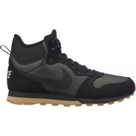 Nike MD RUNNER 2 MID PREMIUM - Pánské stylové boty