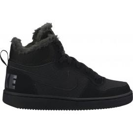 Nike COURT BOROUGH MID WINTER GS - Dětské zateplené boty