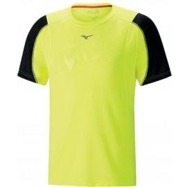 Mizuno ALPHA VENT TEE - Pánské sportovní triko