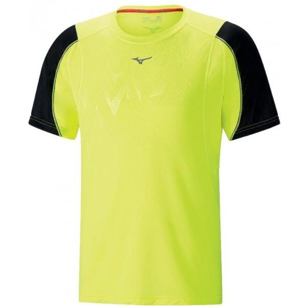 30179fef2 Mizuno ALPHA VENT TEE - Pánské sportovní triko