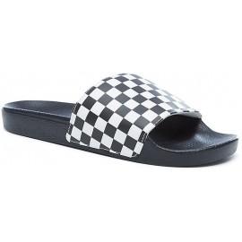 Vans CHECKERBOARD SLIDE-ON - Pánské pantofle