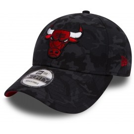 New Era 9FORTY CAMO TEAM CHICAGO BULLS - Klubová kšiltovka