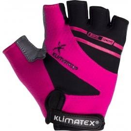 Klimatex SENCE - Unisex cyklistické rukavice