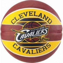 Spalding NBA TEAM BALL CLEVELAND CAVALIERS - Basketbalový míč