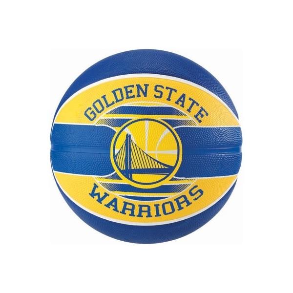 Spalding NBA TEAM BALL GOLDEN STATE WARRIORS - Basketbalový míč