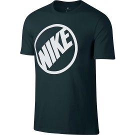 Nike SPORTSWEAR TEE BLUE HBR 2 - Pánské triko