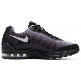 Nike AIR MAX INVIGOR PRINT GS - Chlapecká volnočasová obuv