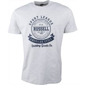 Russell Athletic S/S CREW NECK RAISED
