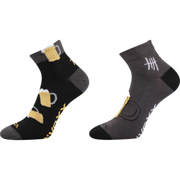 Voxx PONOŽKY 2 PÁRY - Pánské ponožky
