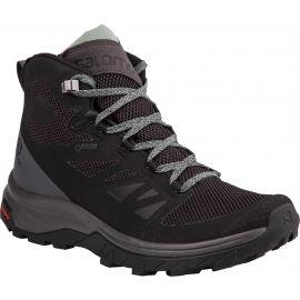 Salomon OUTLINE MID GTX W - Dámská hikingová obuv