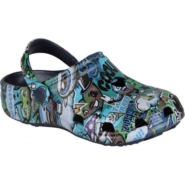 Coqui FROG - Dětské sandály