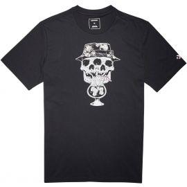 Converse PALM PRINT SKULL TEE - Pánské tričko