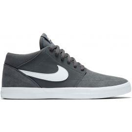 Nike SB SOLARSOFT PORTMORE II MID - Pánská skateboardová bota