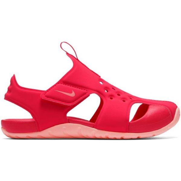 Nike SUNRAY PROTECT 2 PS - Dívčí sandály 3604945f00f