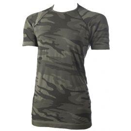 Mico SKINTECH SEAMLESS CAMOUFLAGE - Dámské funkční triko