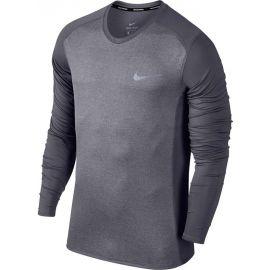 Nike M NK MILER TOP LS - Pánské tričko