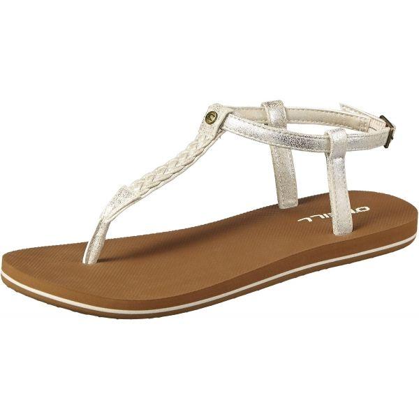 O'Neill FW BRAIDED DITSY PLUS SANDAL - Dámské sandály