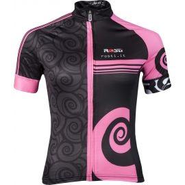 Rosti FURY LADY DL ZIP - Dámský cyklistický dres