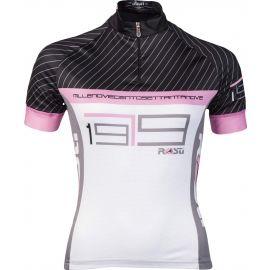 Rosti GESSATO LADY KR ZIP - Dámský cyklistický dres
