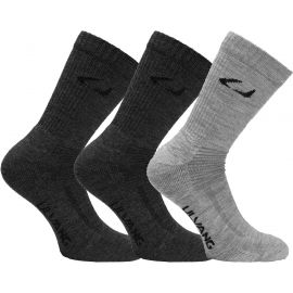 Ulvang ALLROUND 3PCK - Vlněné ponožky
