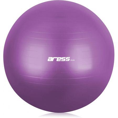 Gymnastický míč - Aress GYMNASTICKÝ MÍČ ANTI-BURST 65CM