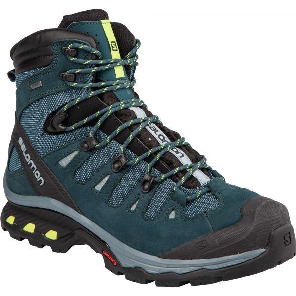 Salomon QUEST 4D 3 GTX - Pánská hikingová obuv c2bef8f6043