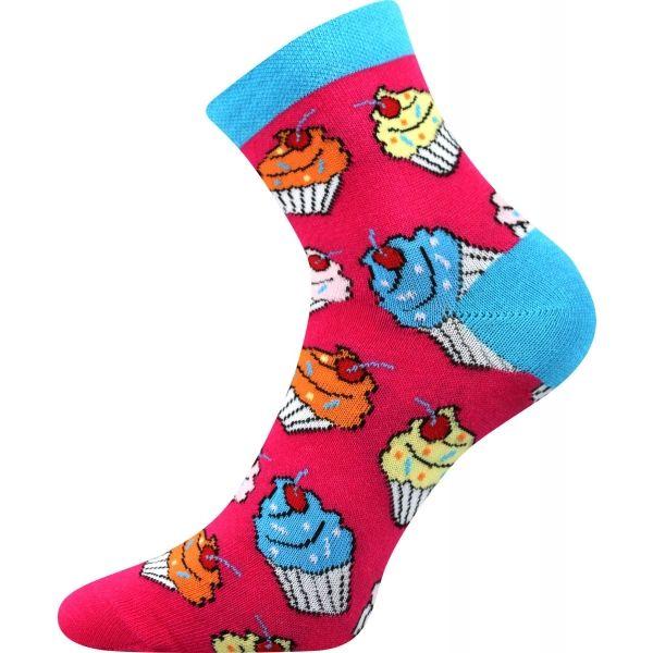 Boma PATTE 019 CUPCAKE - Dámské ponožky