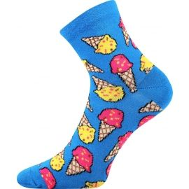 Boma PATTE 020 ICE CREAM - Slabé ponožky