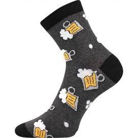 Boma PATTE 021 BEER - Pánské ponožky