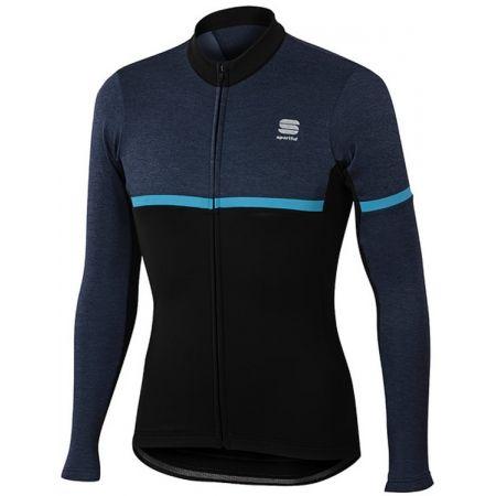 Pánský cyklistický dres s dlouhým rukávem - Sportful GIARA WARM TOP