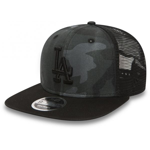New Era 9FIFTY MLB TRUCKER LOS ANGELES DODGERS - Klubová kšiltovka