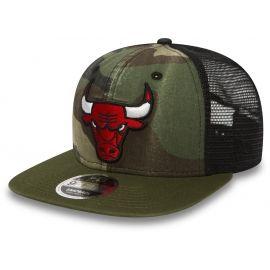 New Era 9FIFTY NBA TRUCKER CHICAGO BULLS
