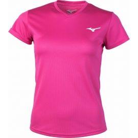 Mizuno DRYLITE TEE - Dámské běžecké triko