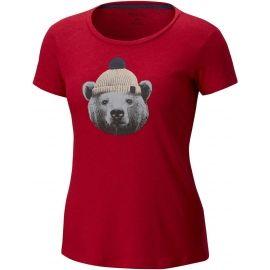 Columbia UNBEARABLE TEE - Dámské tričko
