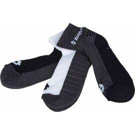 Lotto SPORT 3 PÁRY - Unisexové ponožky