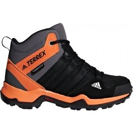 adidas TERREX AX2R MID CP K - Dětská outdoorová obuv