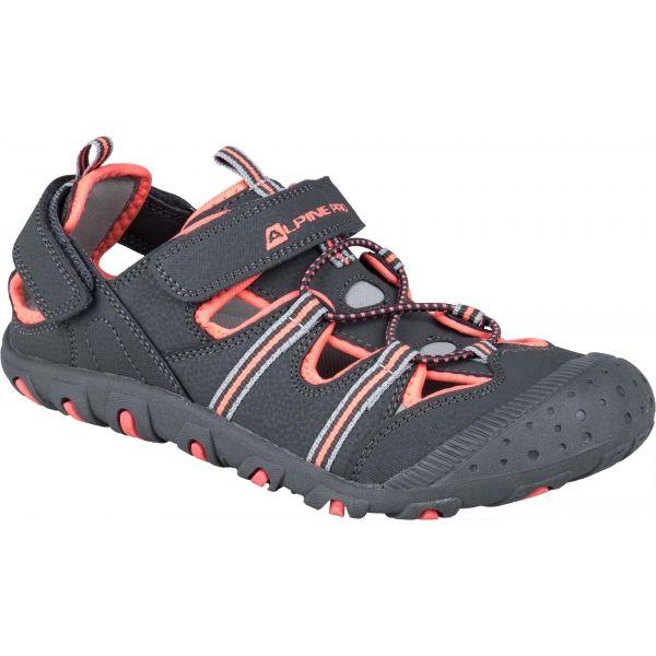 ALPINE PRO BELLEVO - Dětská letní obuv