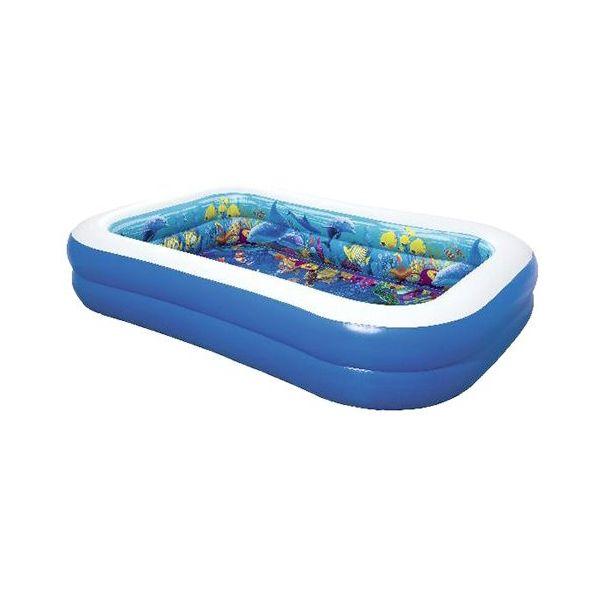 Bestway 3D UNDERSE ADVENTURE POOL - Nafukovací bazén