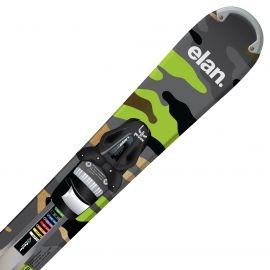 Elan FREELINE TRACK + ESP10 - Allmountain sjezdové lyže
