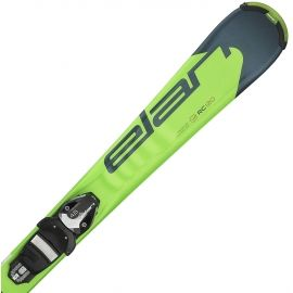 Elan RC RACE QS + EL 7.5 - Juniorské sjezdové lyže