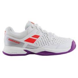 Babolat PULSION ALLCOURT JR - Juniorská tenisová obuv