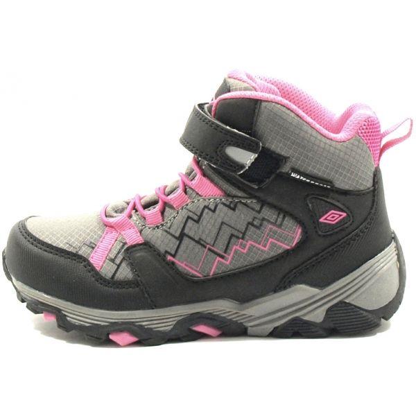 40babcaa103 Umbro AIDEN - Dětská treková obuv